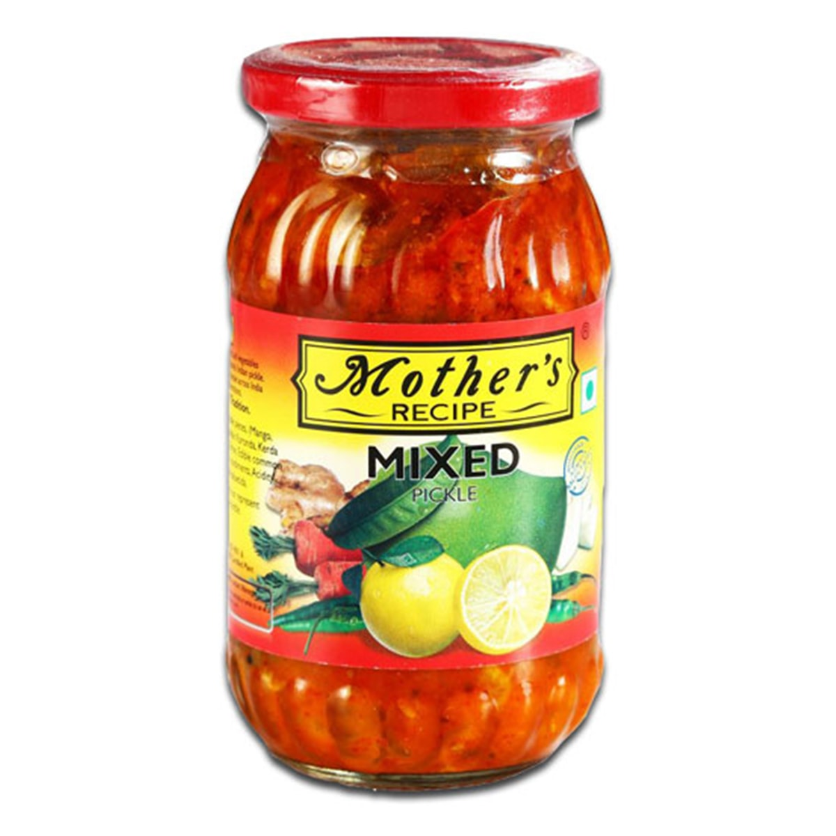 Buy Mothers Recipe Mixed Pickle - 500 gm