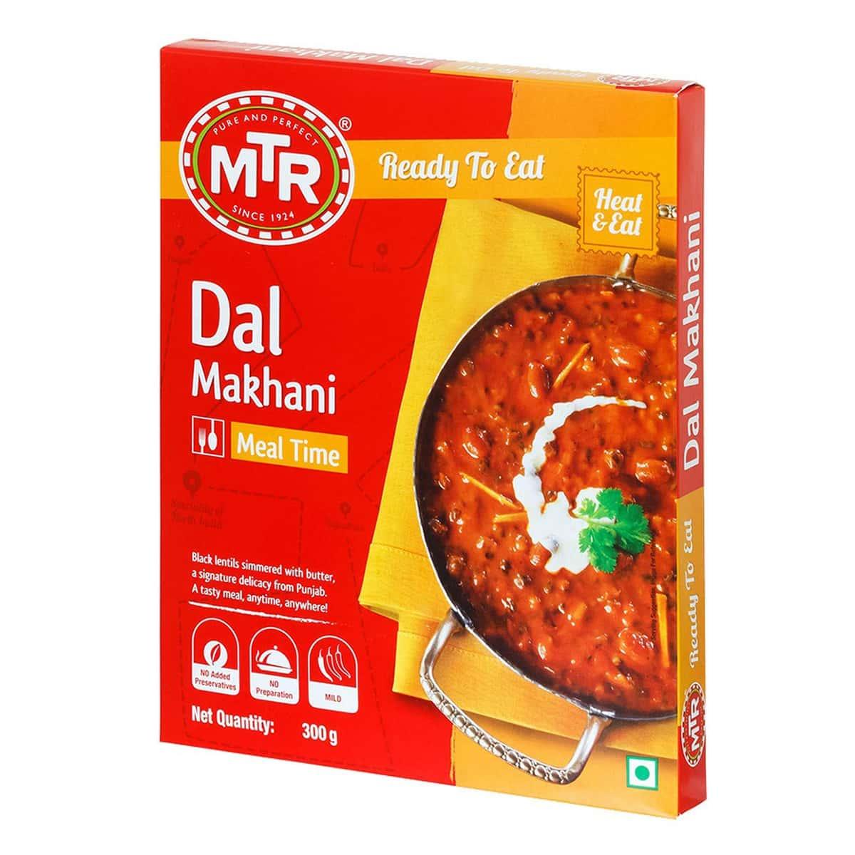 Buy MTR Dal Makhani (Ready to Eat) - 300 gm