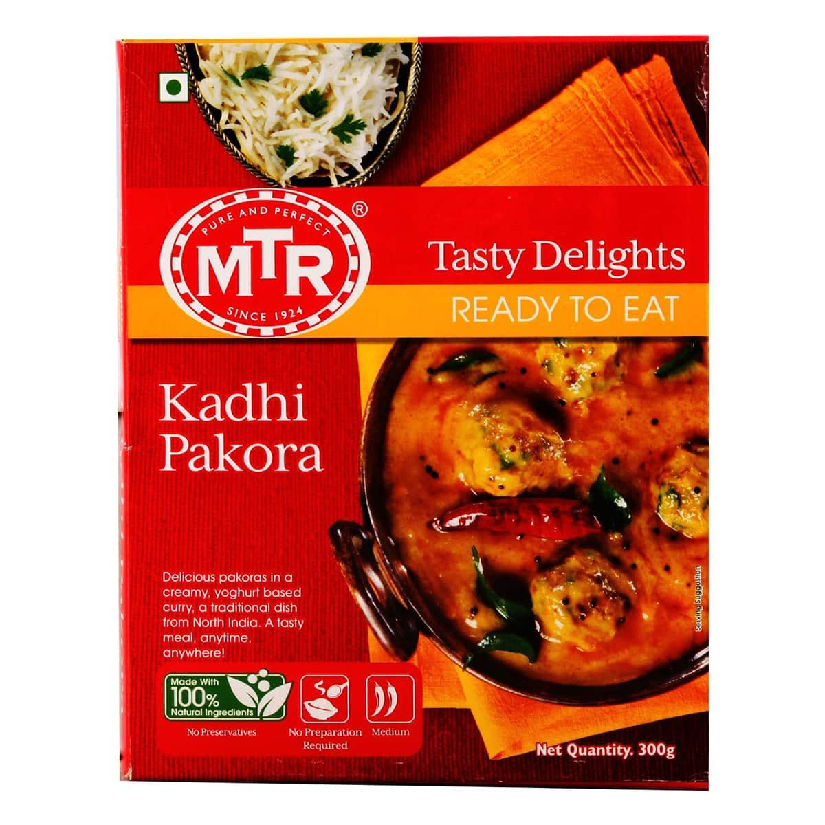 Buy MTR Kadhi Pakora (Ready to Eat) - 300 gm