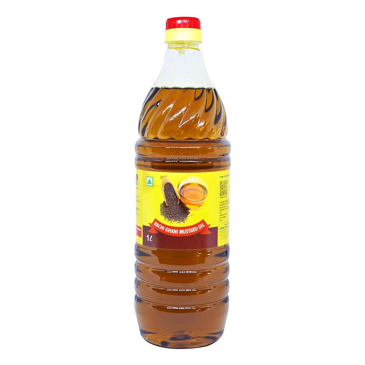 Buy Shudh Mustard Cooking Oil - 1 Litre
