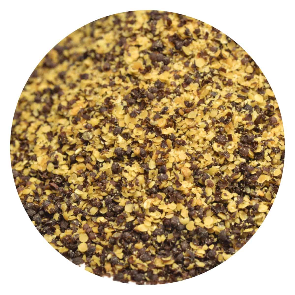 Buy IAG Foods Mustard Seeds (Crushed) - 1 kg