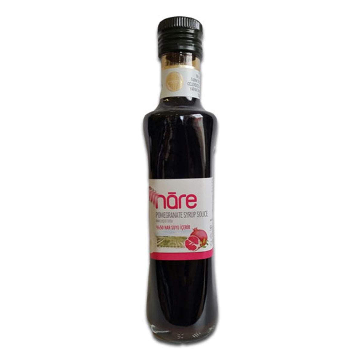 Buy Nare Pomegranate Syrup Sauce (Pomegranate Molasses) - 340 gm