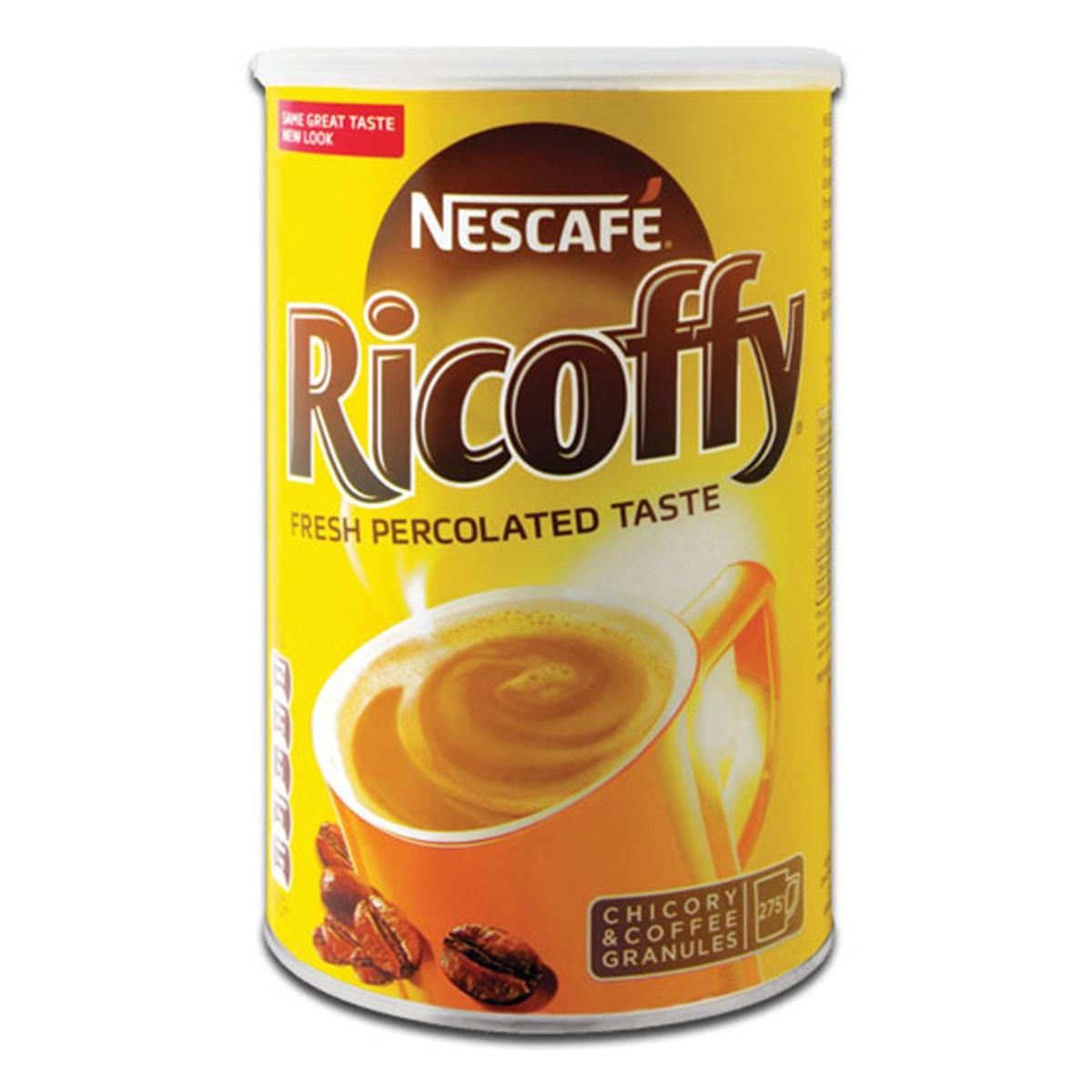 Buy Nestle Nescafe Ricoffy (Fresh Percolated Taste) - 250 gm