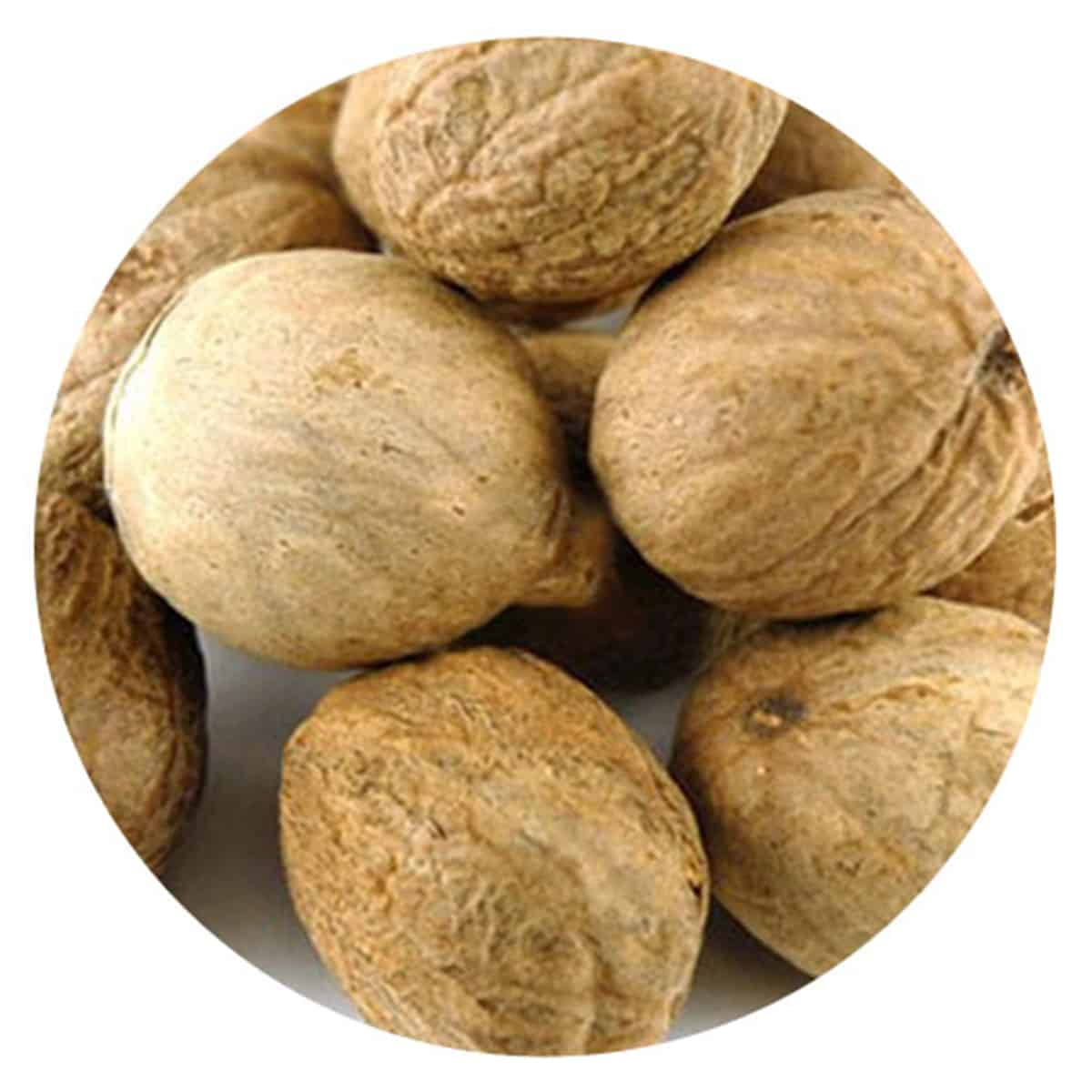 Buy IAG Foods Nutmeg (Jaiphal) - 1 kg