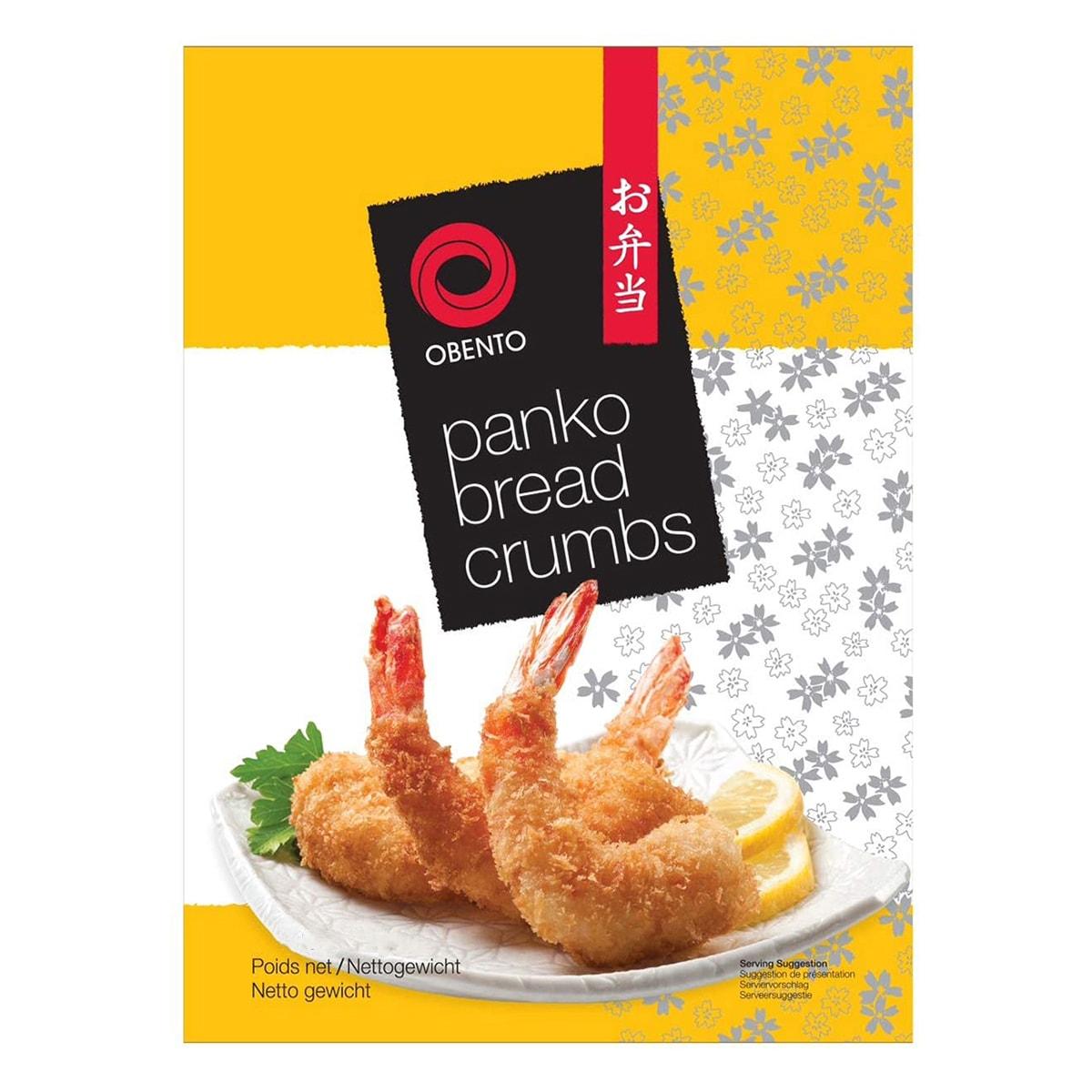 Buy Obento Panko Bread Crumbs - 1 kg