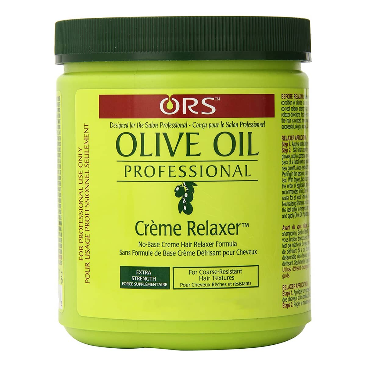 Buy Organic Root Stimulator (ORS) Olive Oil Professional Creme Relaxer Kit (Extra Strength)