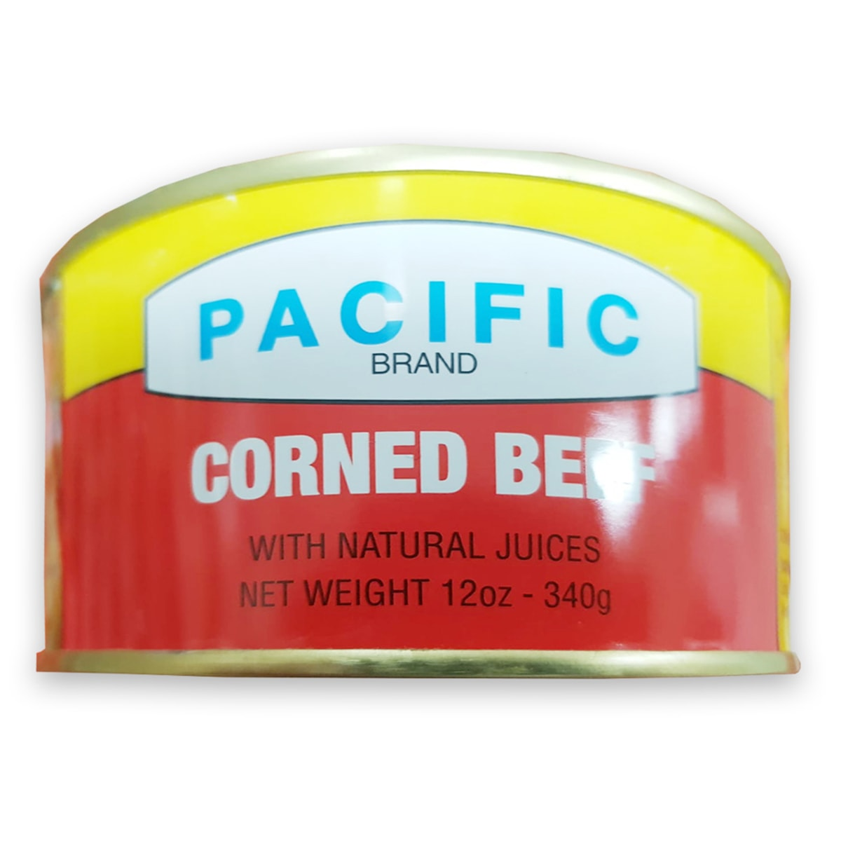 Buy Pacific Corned Beef with Natural Juices - 340 gm