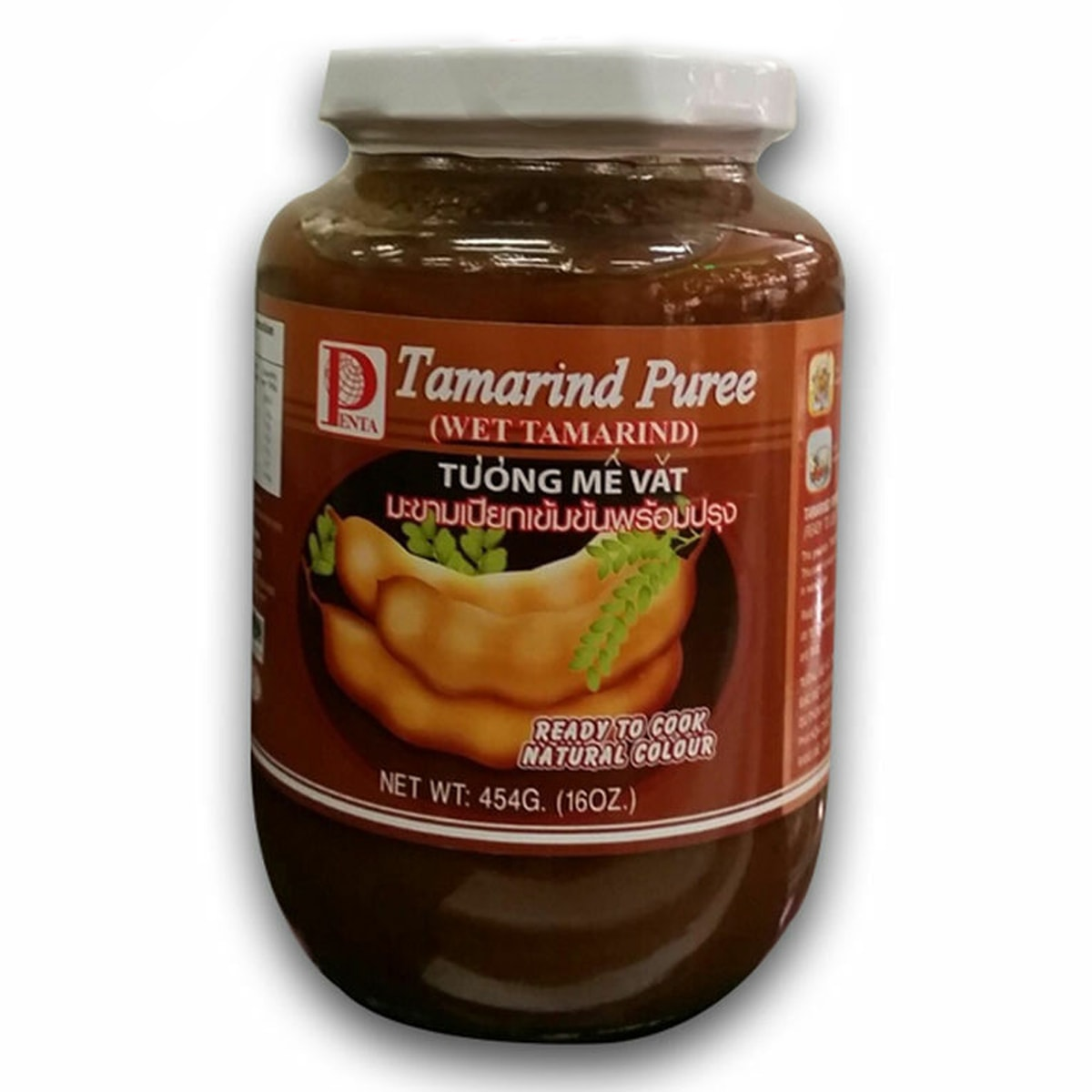 Buy Penta Tamarind Puree (Wet Tamarind Tuong Me Vat) - 454 gm