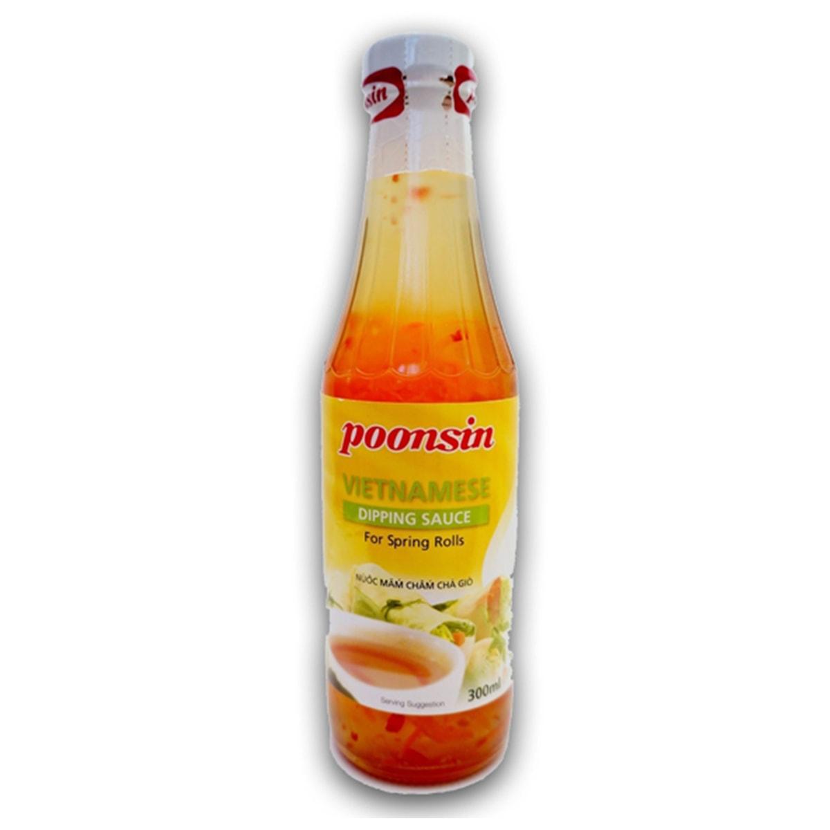 Buy Poonsin Vietnamese Dipping Sauce for Spring Roll - 300 ml