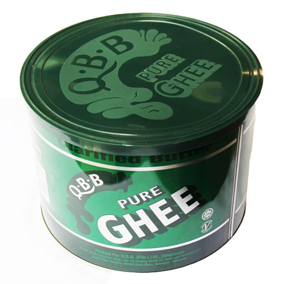 Buy QBB Pure Ghee (Clarified Butter) - 400 gm