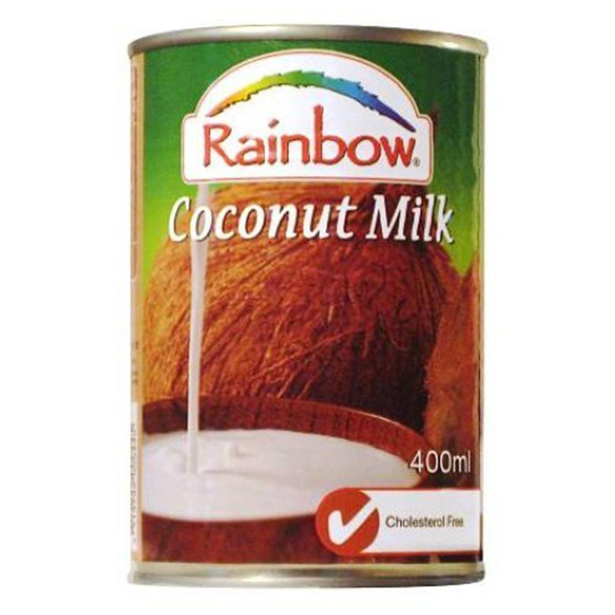 Buy Rainbow Coconut Milk - 400 ml