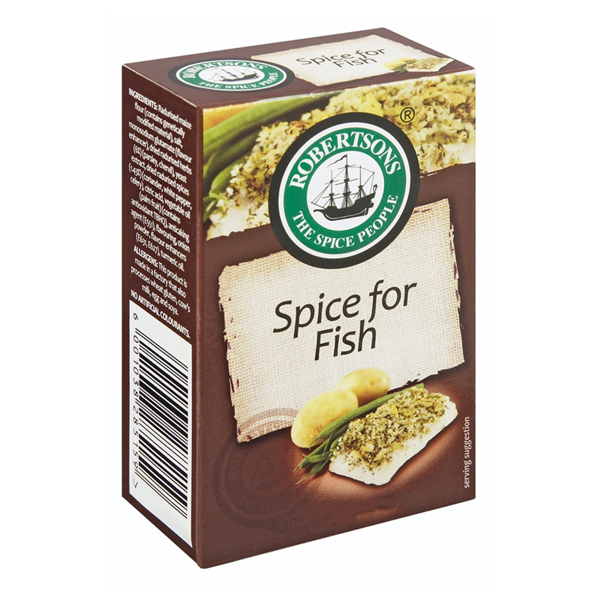 Buy Robertsons Spice for Fish (Refill) - 80 gm