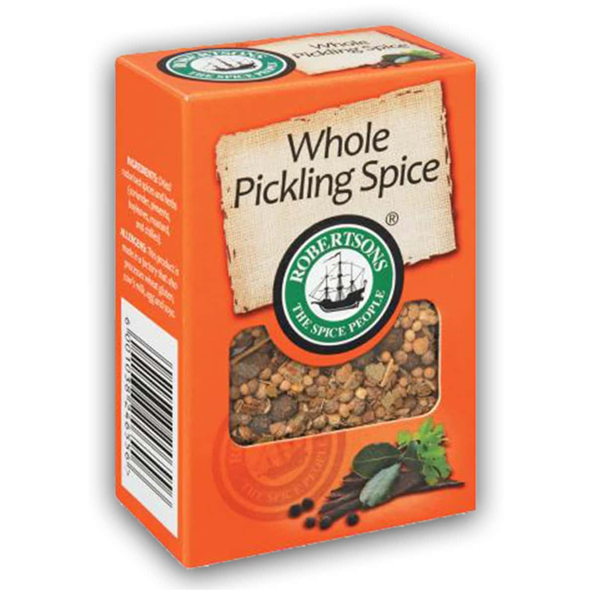 Buy Robertsons Whole Pickling Spice Refill - 26 gm