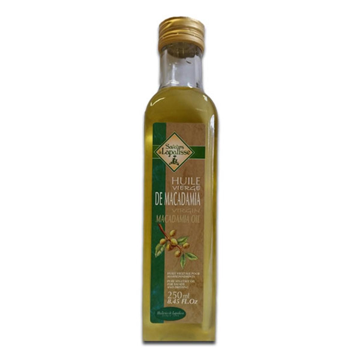 Buy Saveurs De Lapalisse Huile De Macadamia (100% Pure Macadamia Oil) - 250 ml