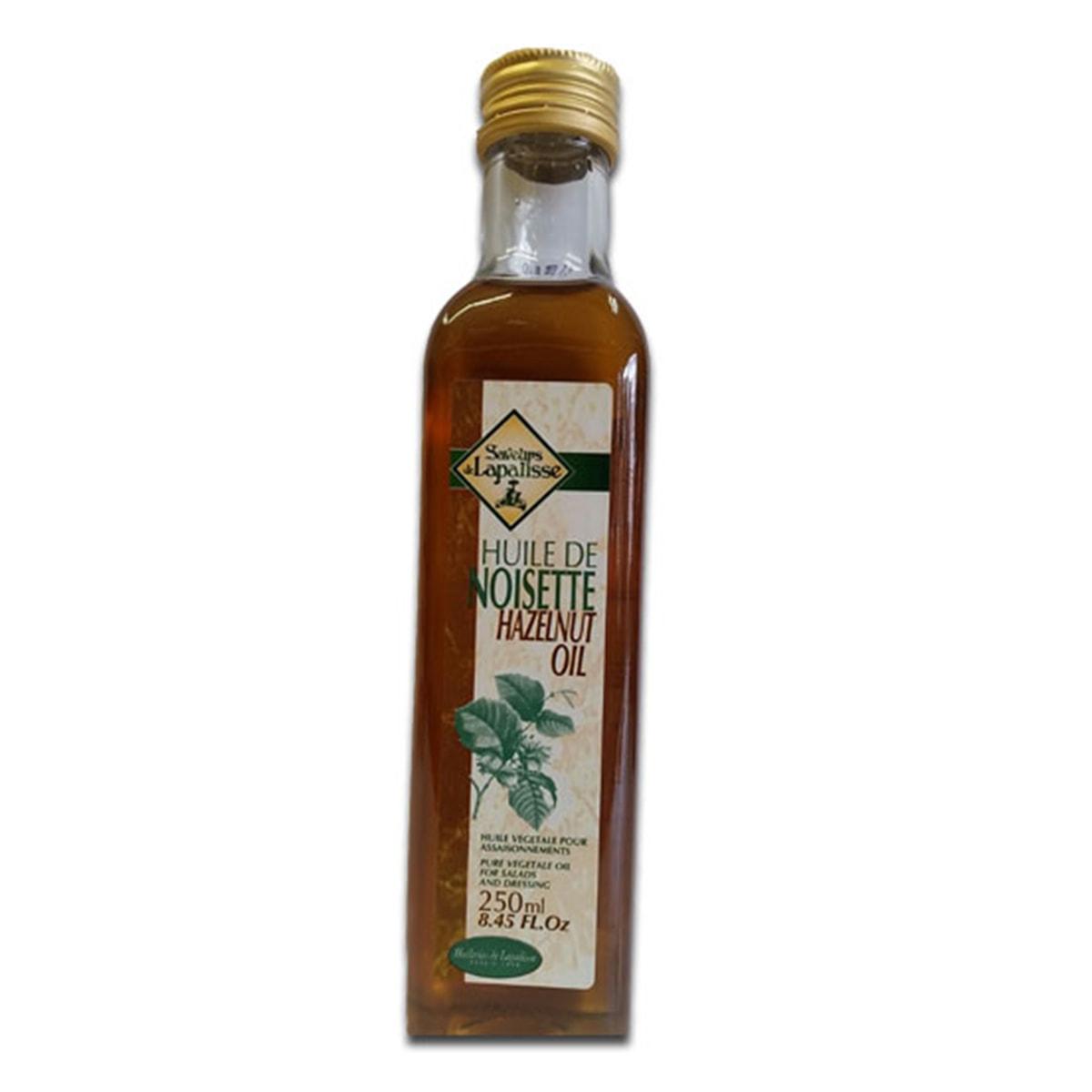 Buy Saveurs De Lapalisse Huile De Noisette (100% Pure Hazelnut Oil) - 250 ml