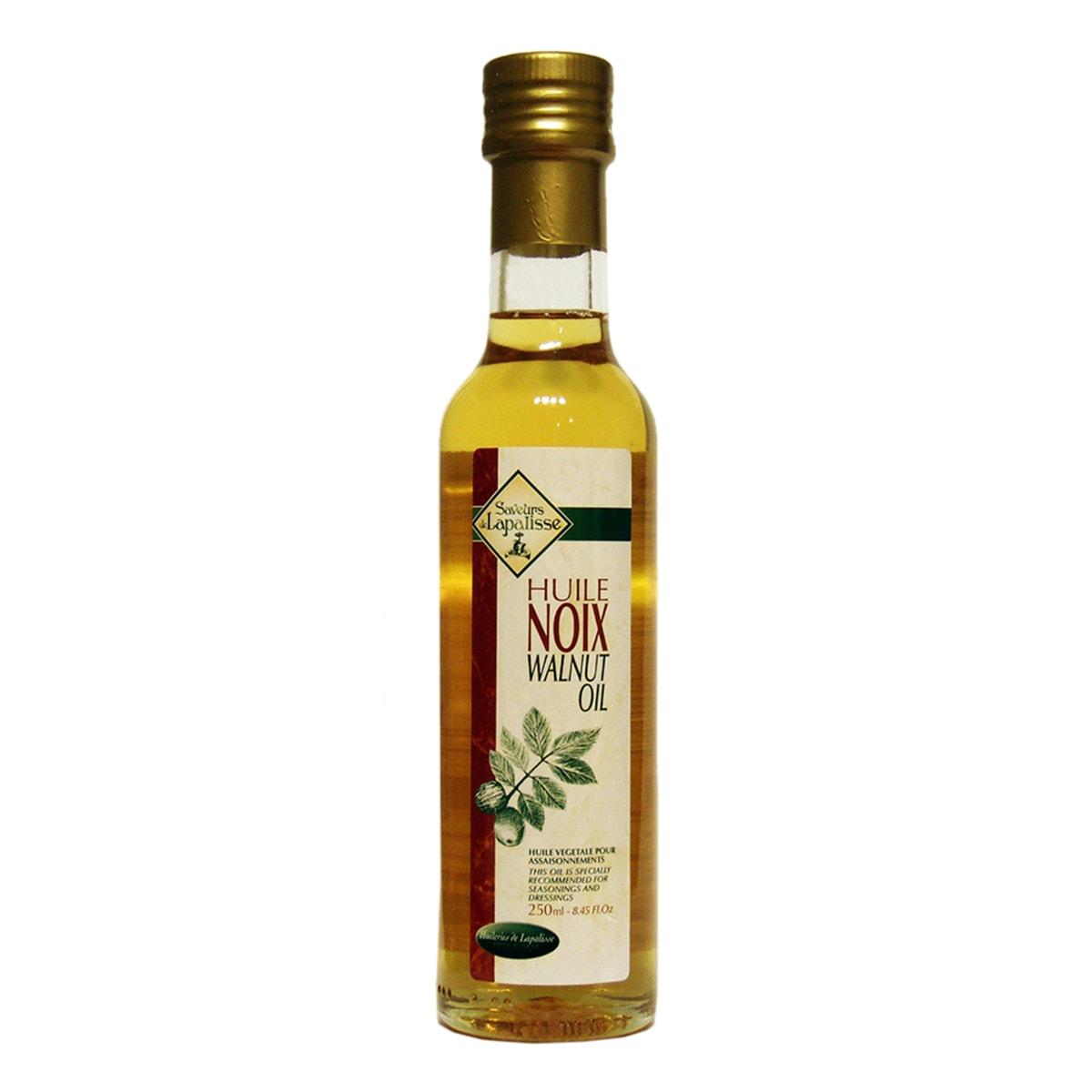 Buy Saveurs De Lapalisse Huile De Noix (100% Pure Walnut Oil) - 250 ml