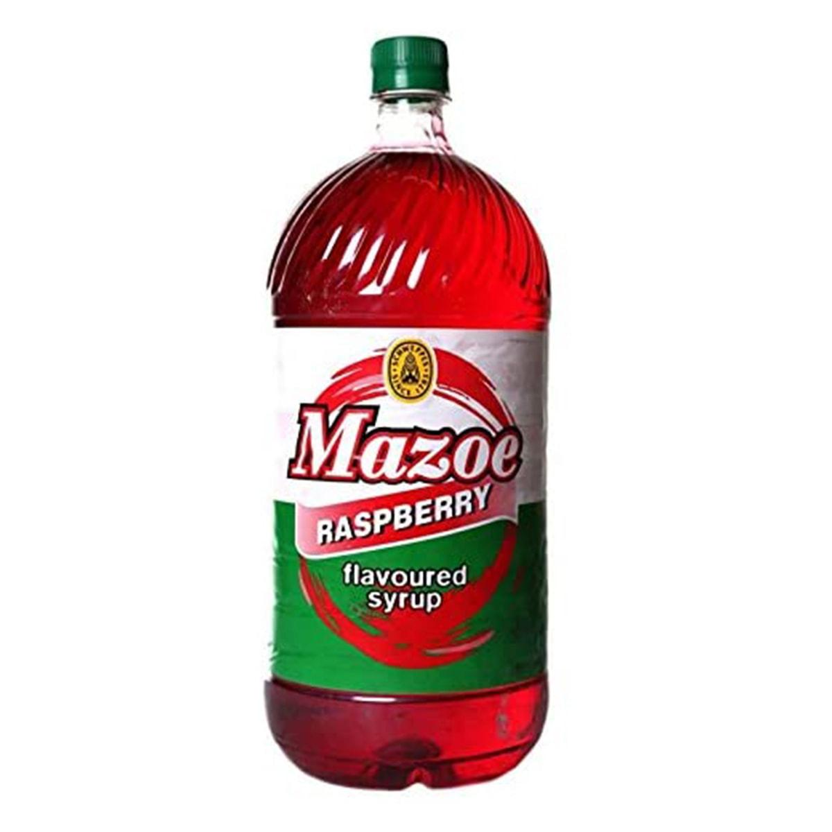 Buy Schweppes Zimbabwe Mazoe Raspberry Syrup - 2 Litre