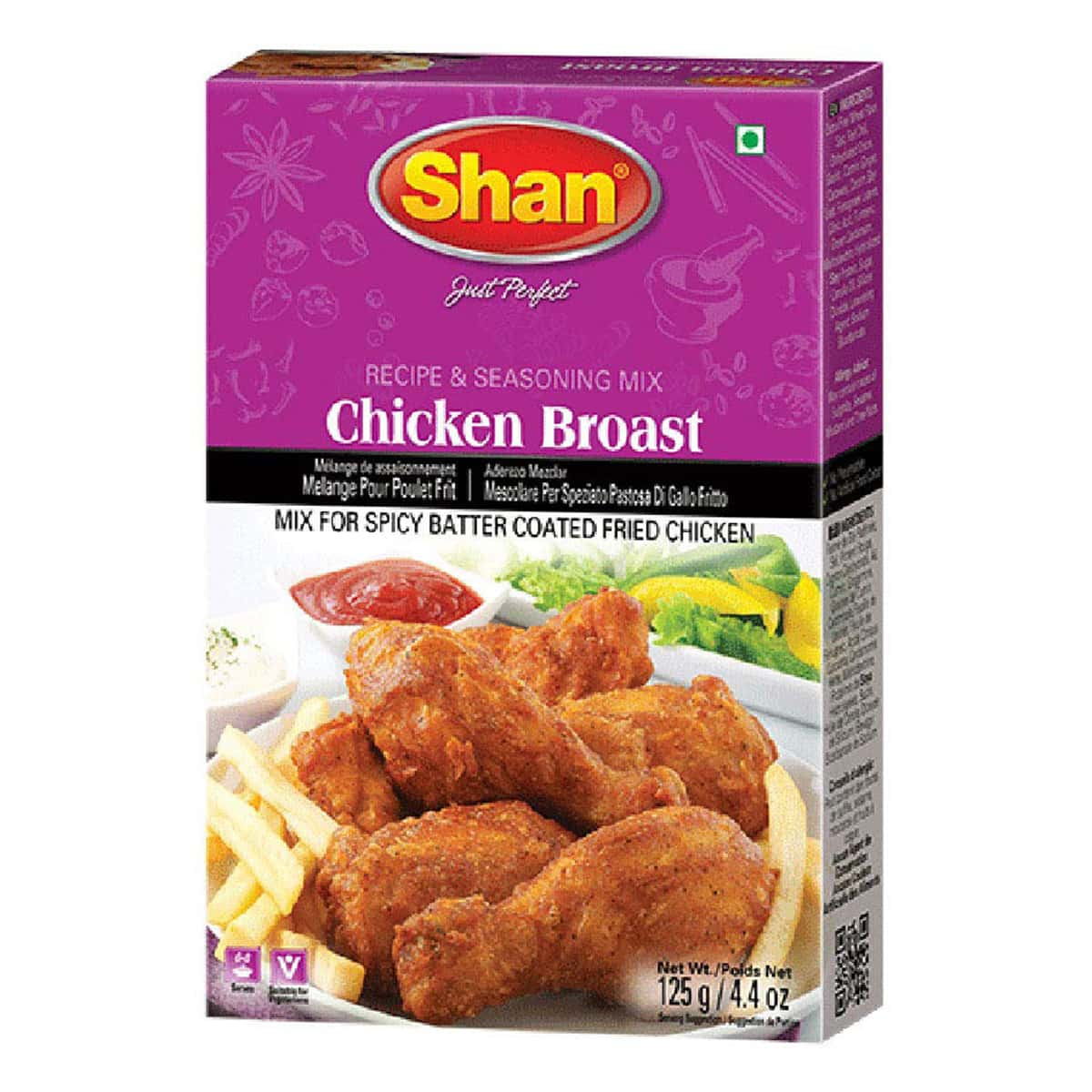 Buy Shan Chicken Broast Mix - 125 gm