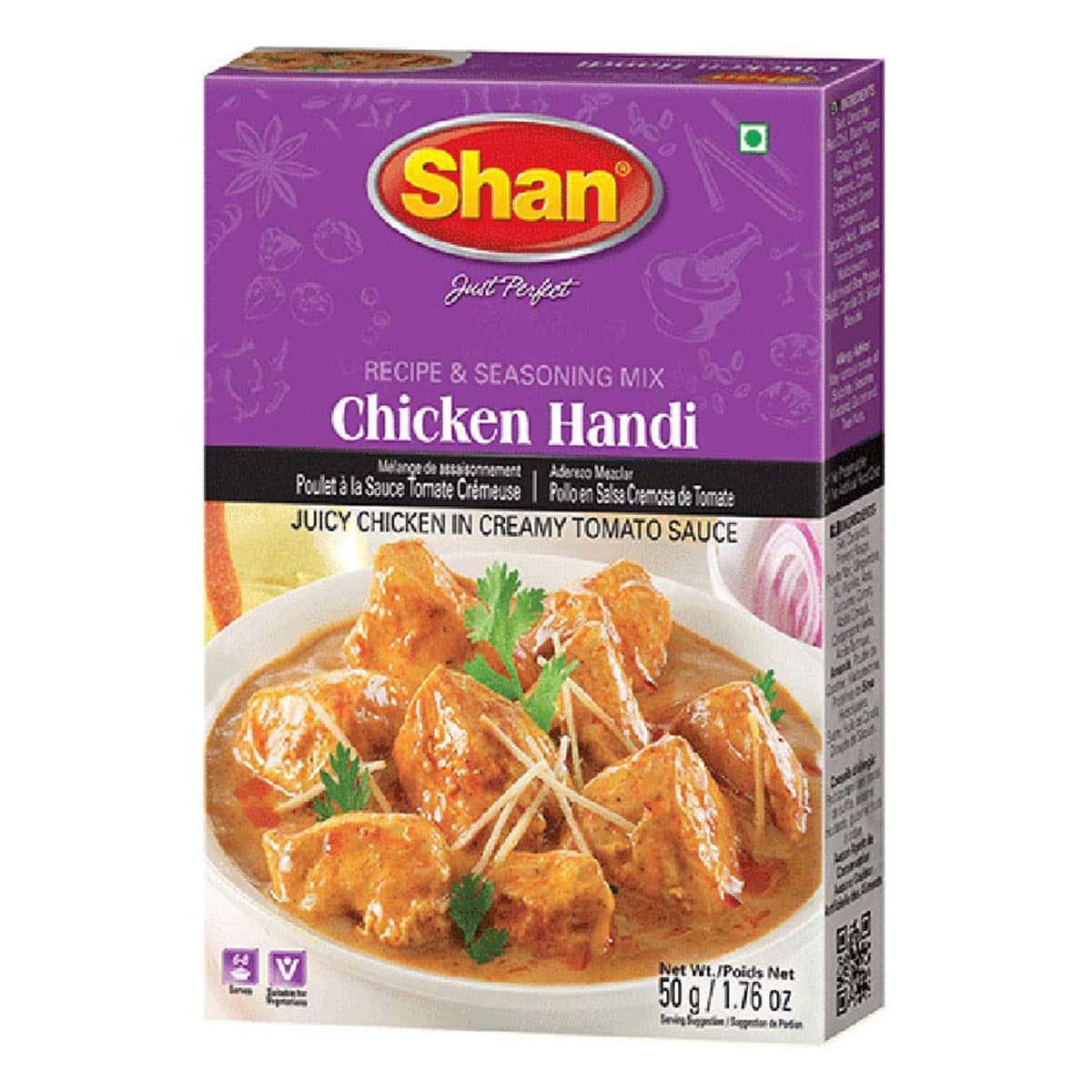 Buy Shan Chicken Handi Mix - 50 gm