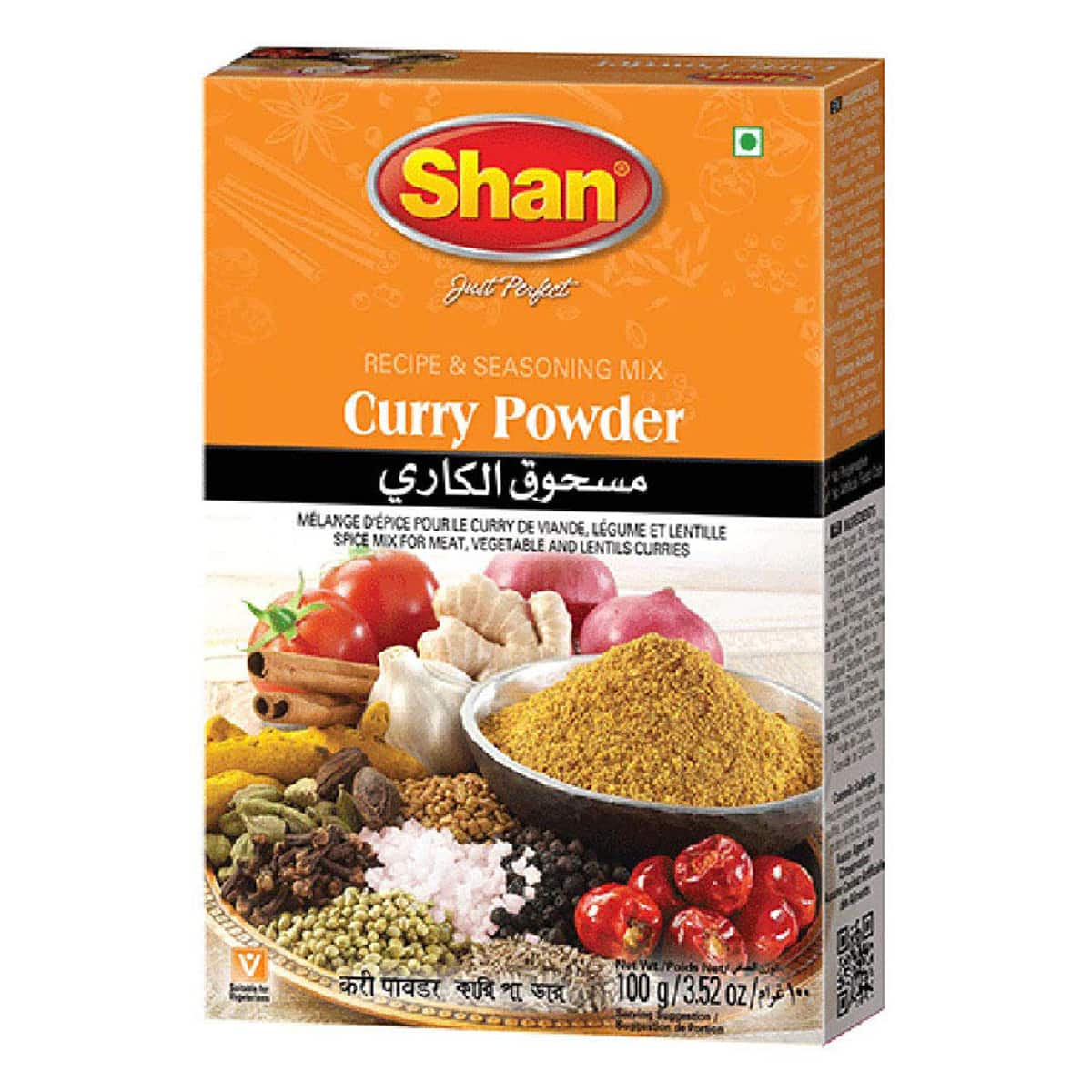 Buy Shan Curry Powder Mix - 100 gm