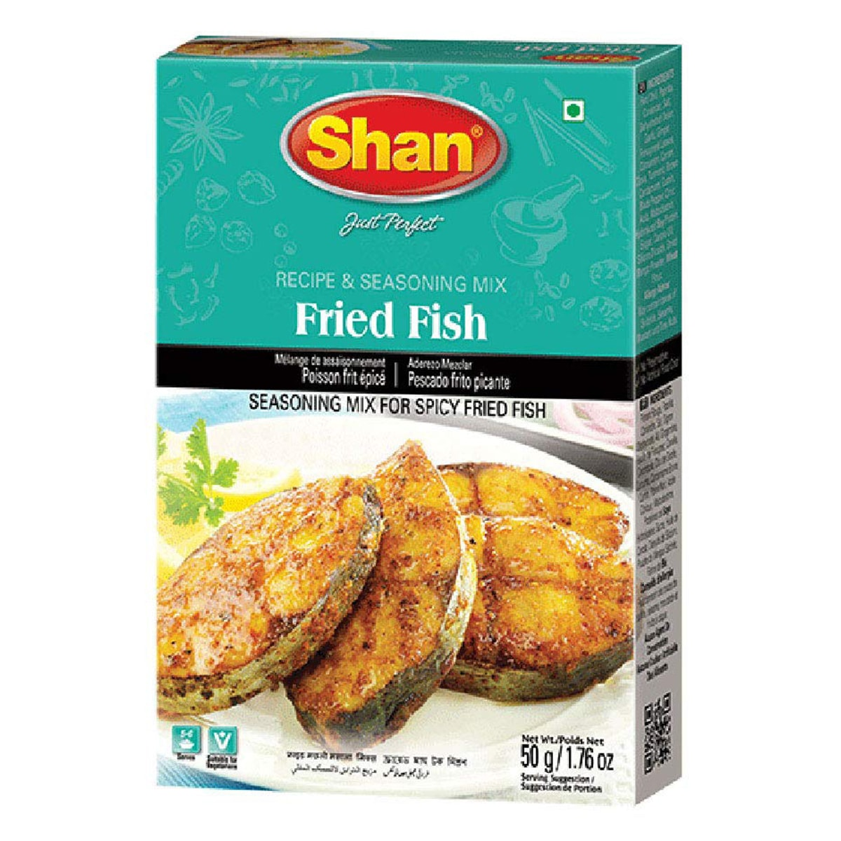 Buy Shan Fried Fish Spice Mix - 50 gm