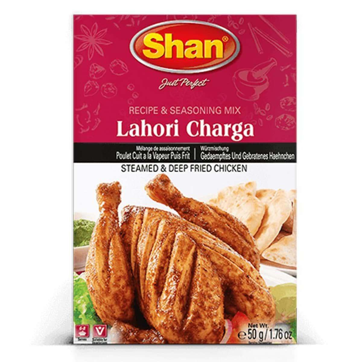 Buy Shan Lahori Charga Mix - 50 gm