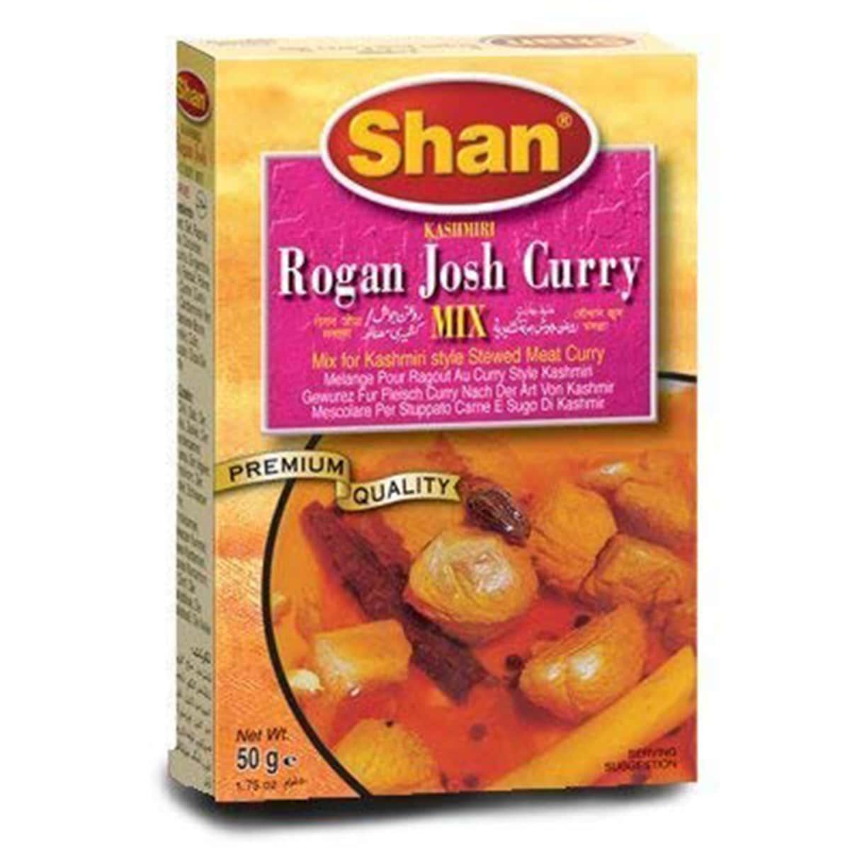 Buy Shan Rogan Josh Curry Mix - 50 gm