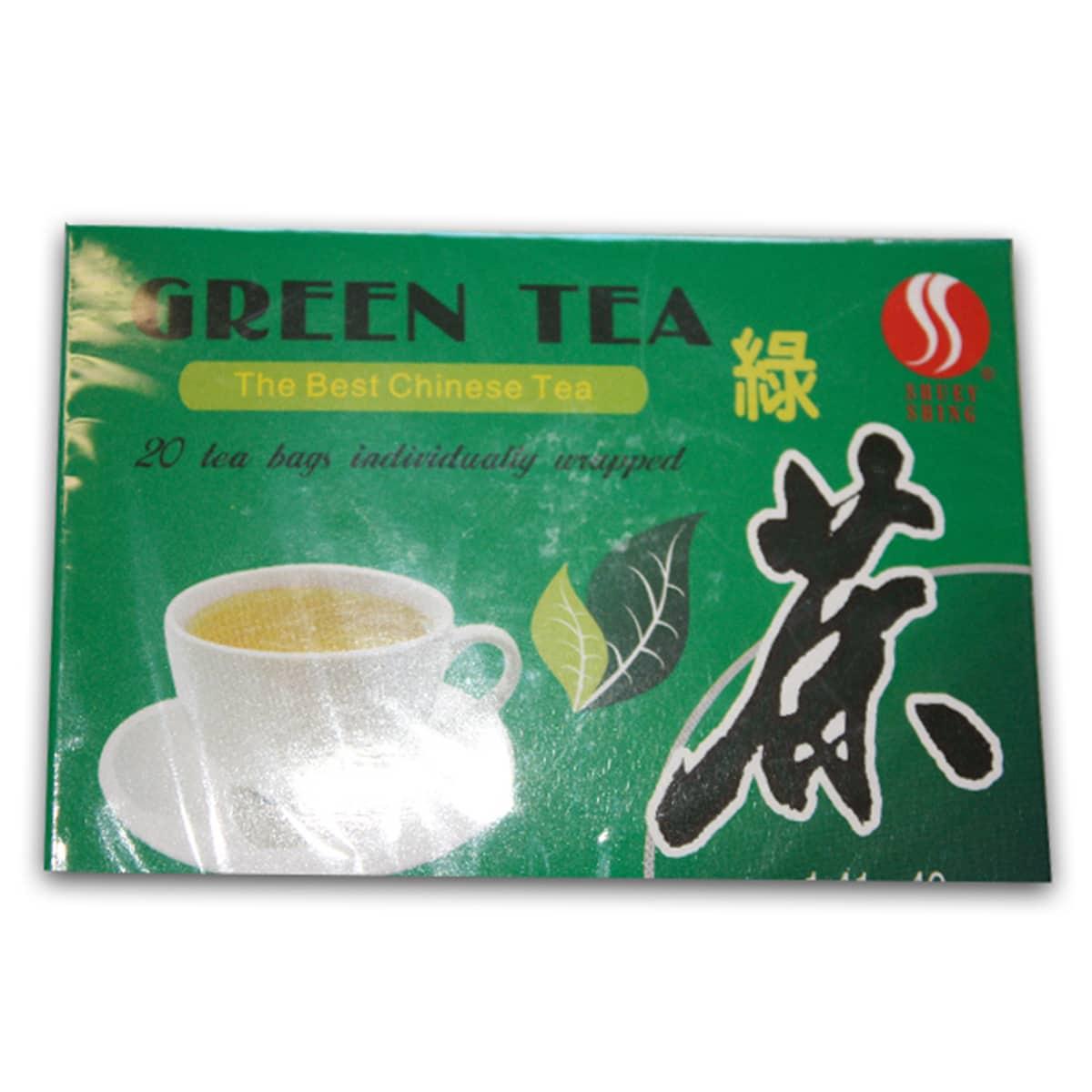 Buy Shuey Shing Green Tea (20 Teabags) - 40 gm