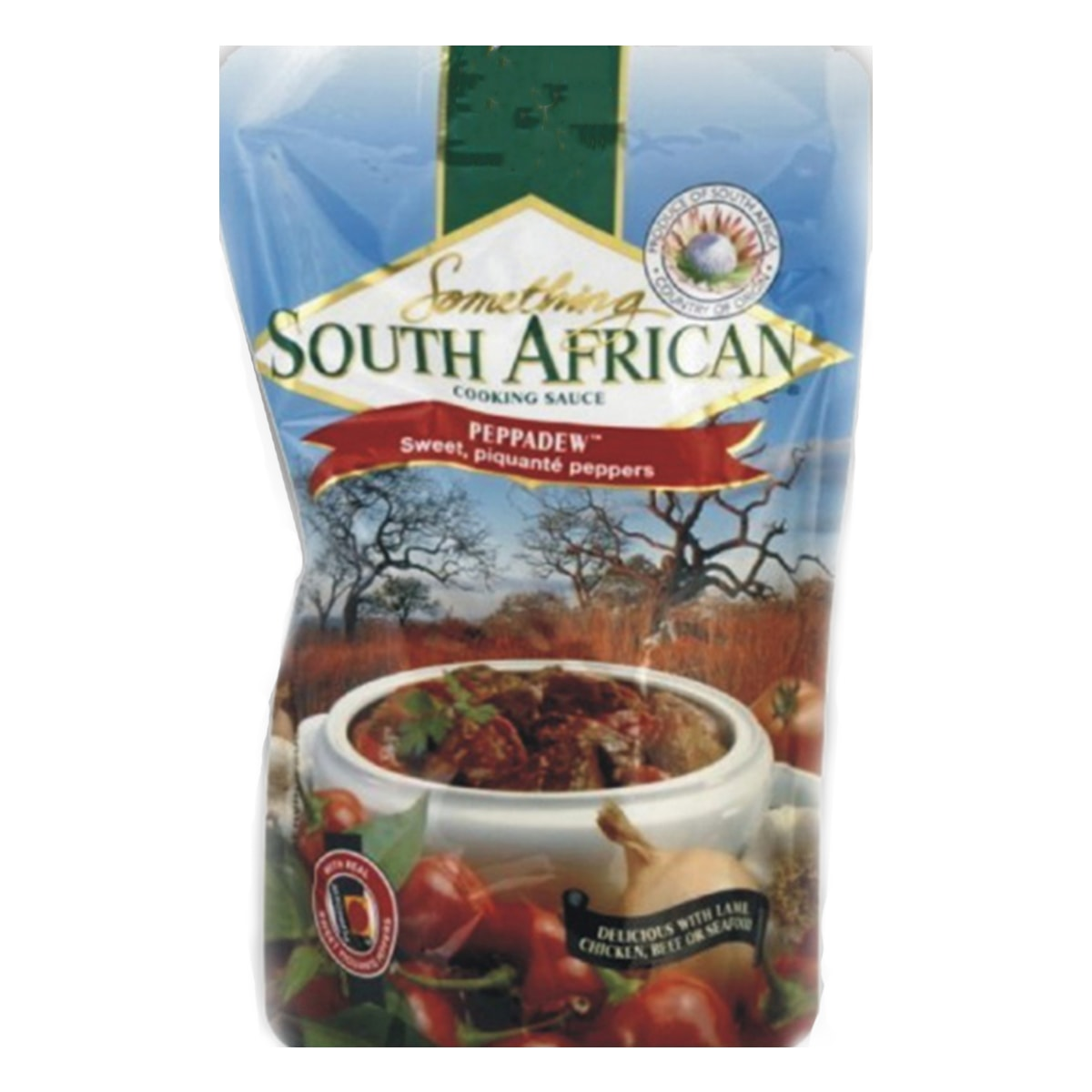 Buy Something South African Peppadew Curry Cooking Sauce - 475 ml