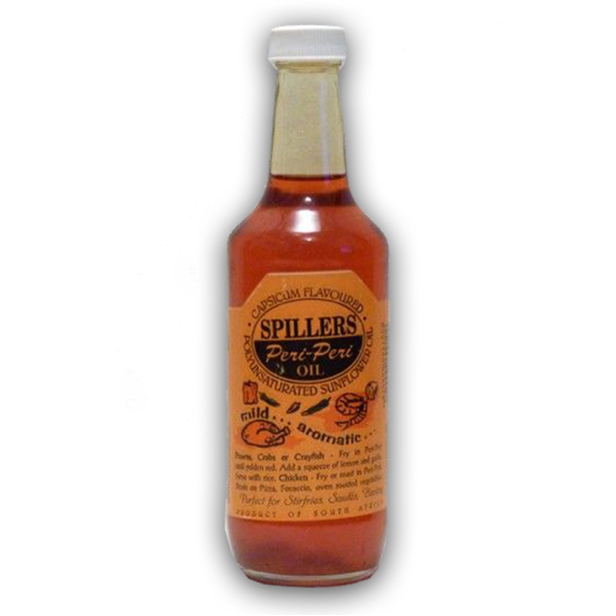 Buy Spillers Peri-peri Oil (Sunflower Oil) - 250 ml