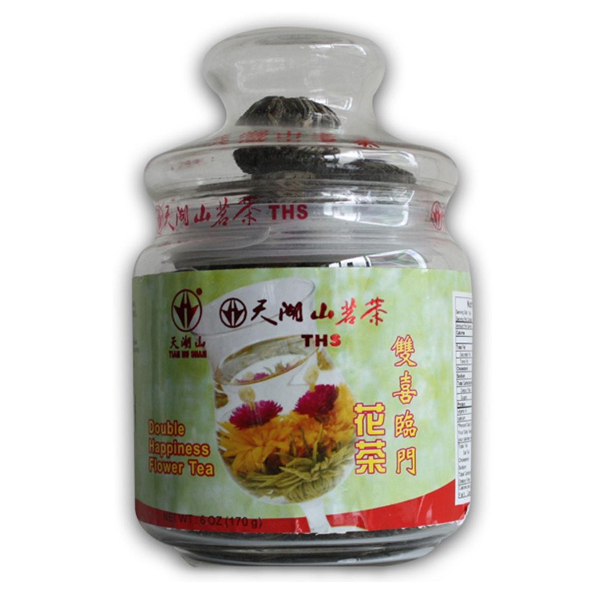 Buy Tian Hu Shan Double Happiness Flower Tea - 170 gm