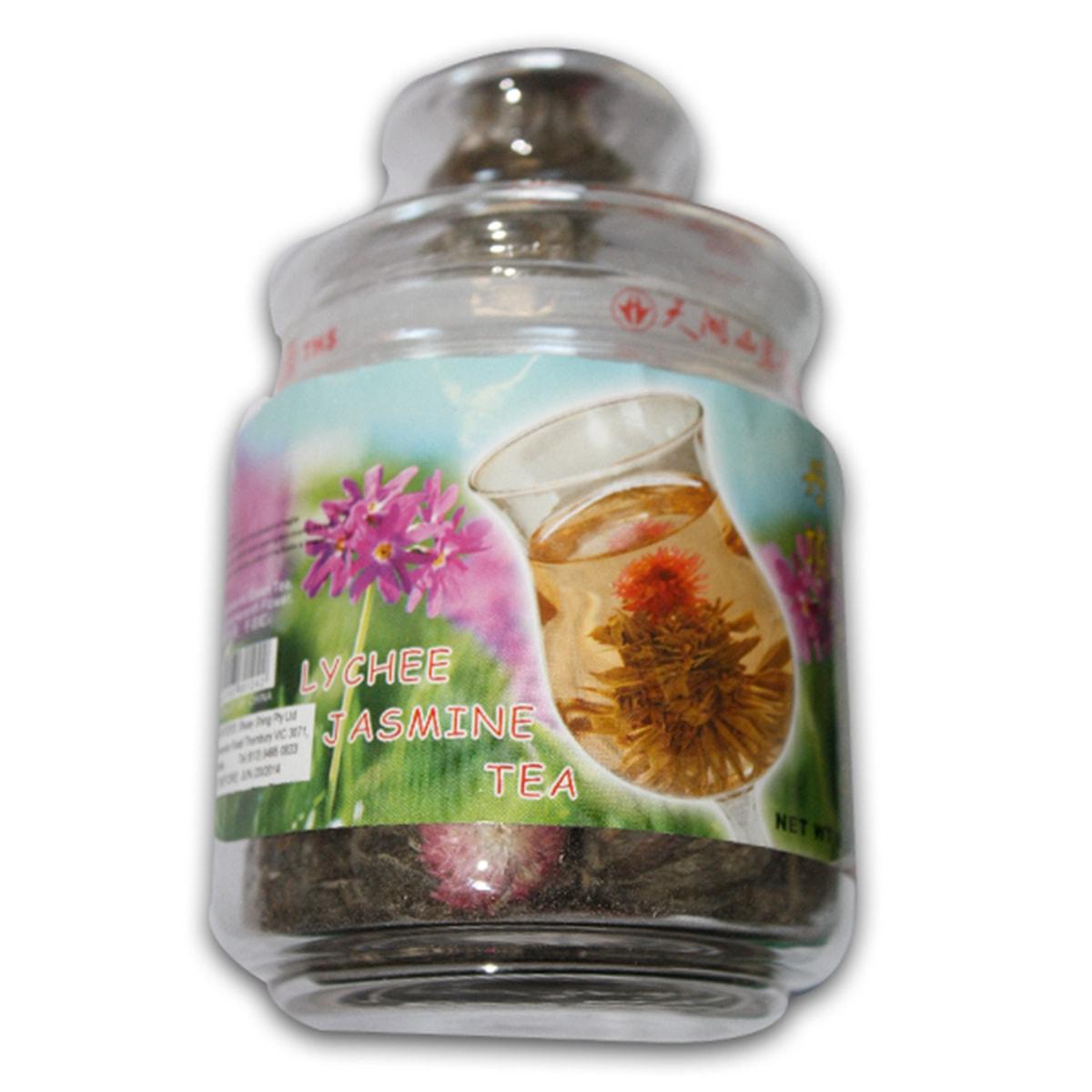 Buy Tian Hu Shan Lychee Jasmine Tea - 170 gm