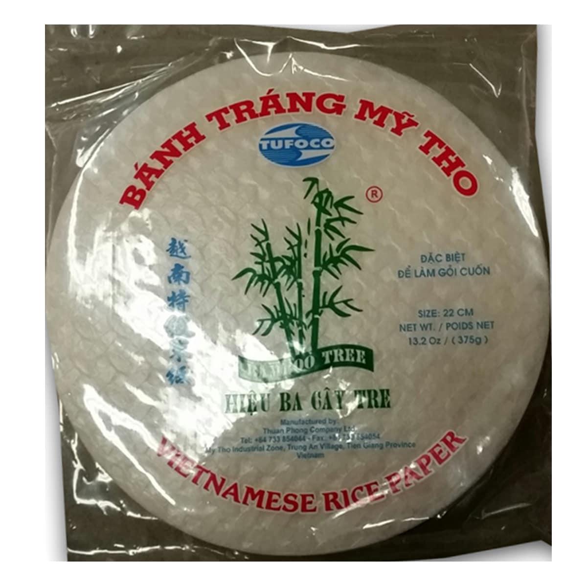 Buy Tufoco Vietanmese Rice Paper 22cm - 375 gm
