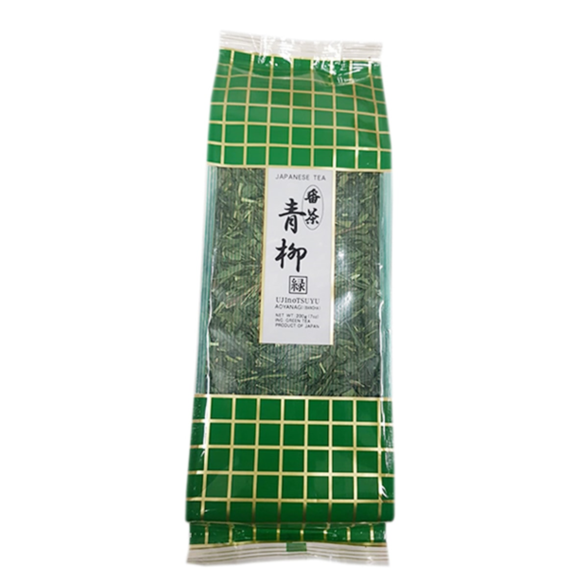 Buy Ujinotsuyu Japanese Green Tea Loose (Aoyanagi Green) - 200 gm
