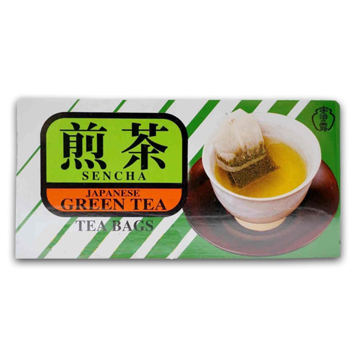 Buy Ujinotsuyu Japanese Green Tea (Sencha) (20 Teabags) - 40 gm