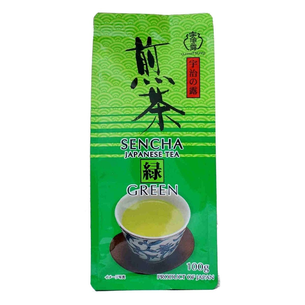 Buy Ujinotsuyu Sencha Green Tea - 100 gm