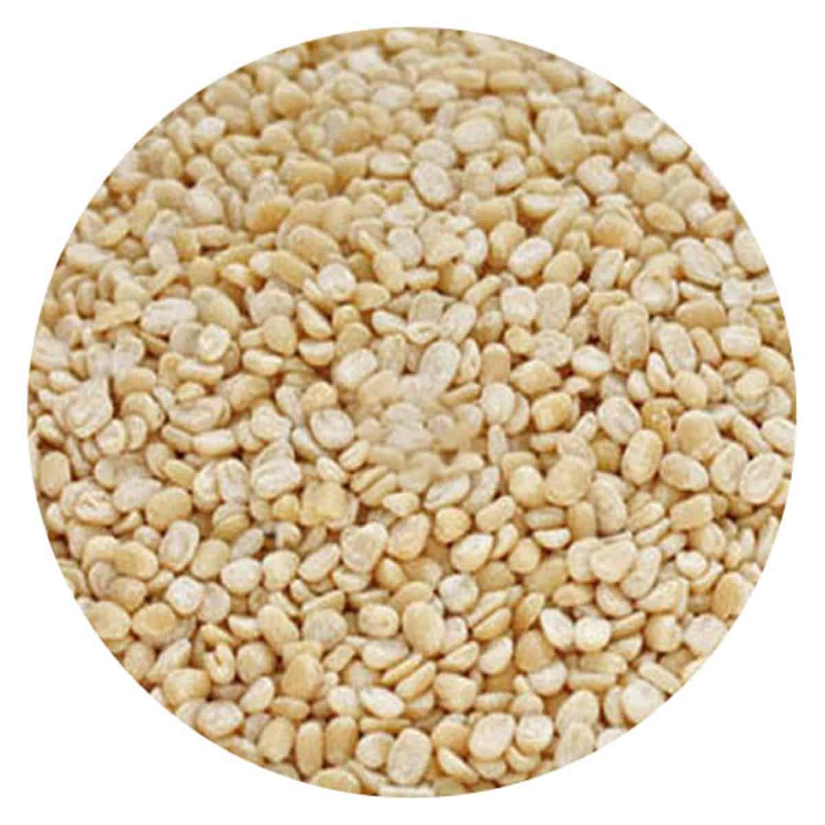 Buy IAG Foods Urad Dal (Split Black Gram without Skin & Husked) - 1 kg