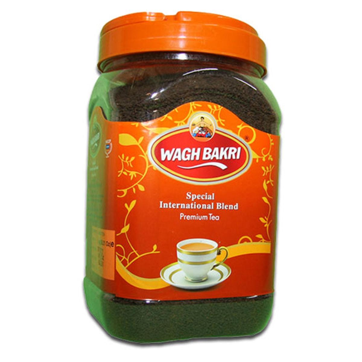Buy Wagh Bakri Special International Blend Premium Tea Leaf Jar - 1 kg