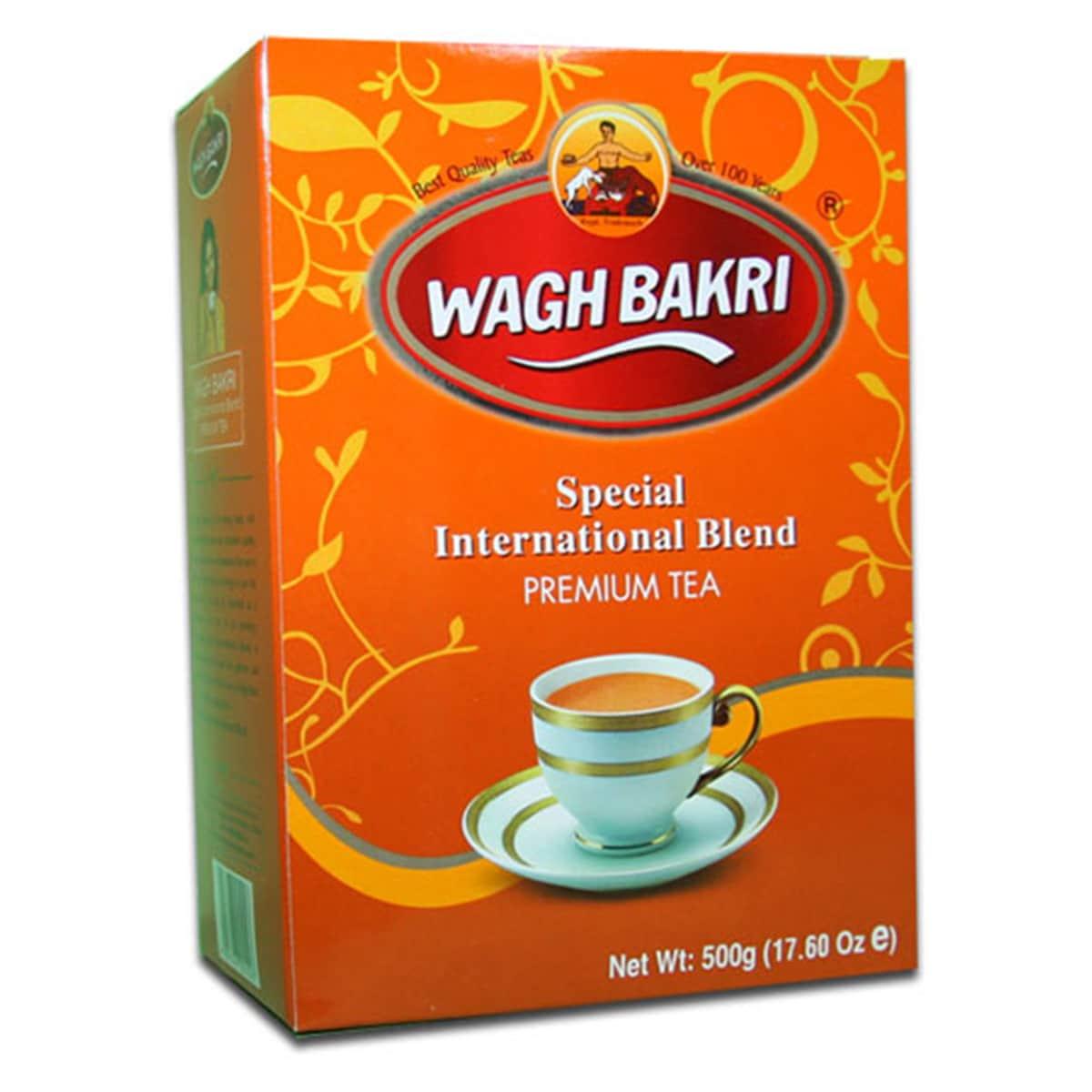 Buy Wagh Bakri Special International Blend Premium Tea Leaf (Loose Tea) - 500 gm