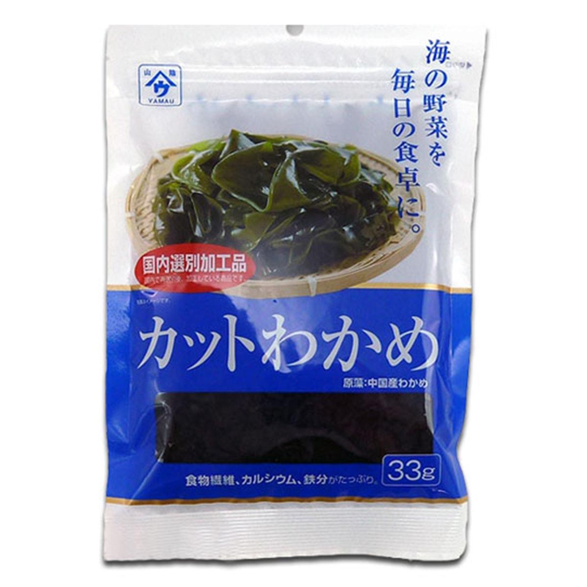 Buy Yamau Dried Wakame Seaweed - 24 gm