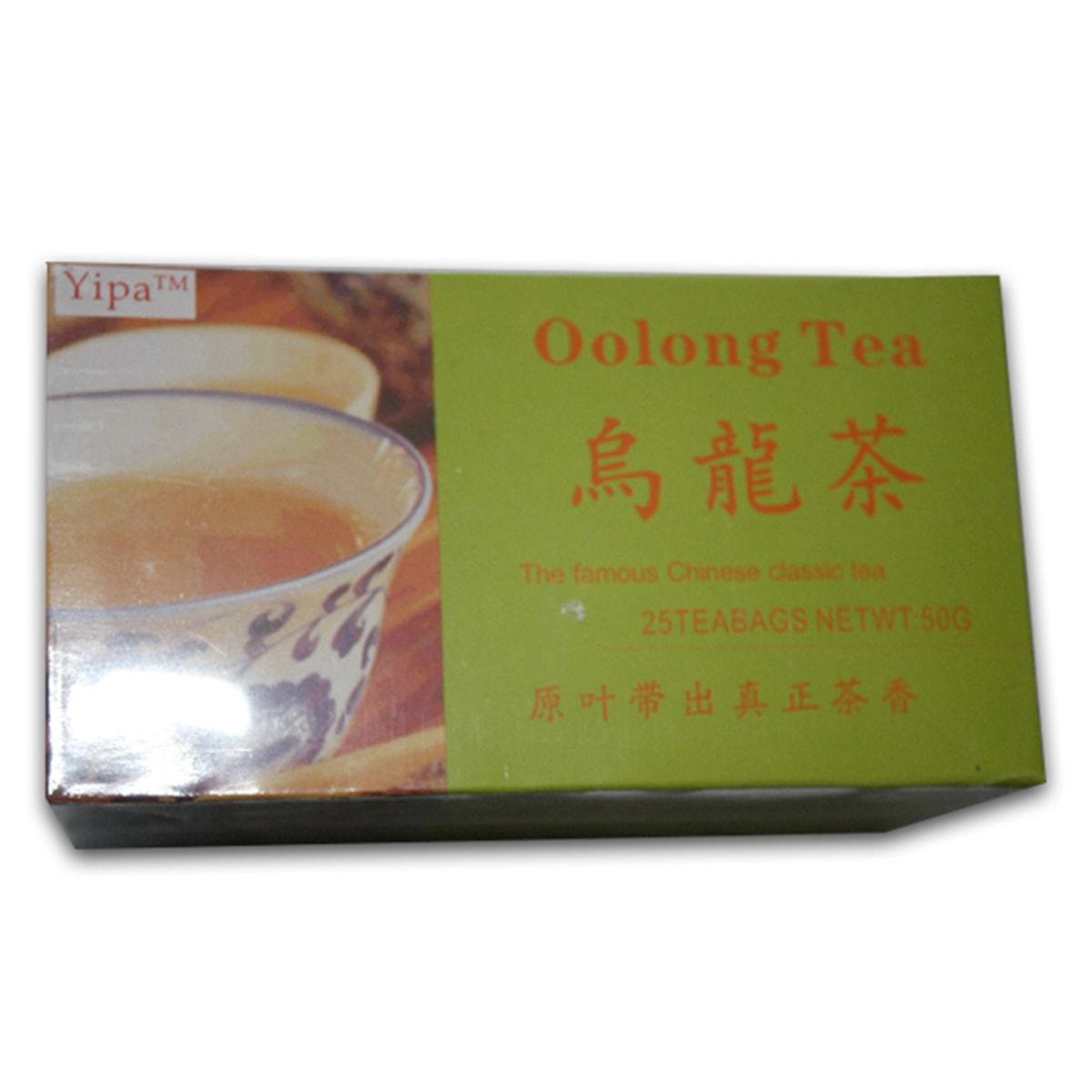 Buy Yipa Oolong Tea (25 Teabags) - 50 gm